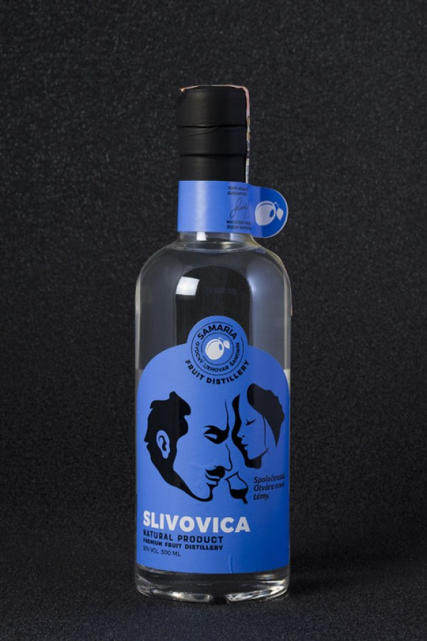 Slivovica natural